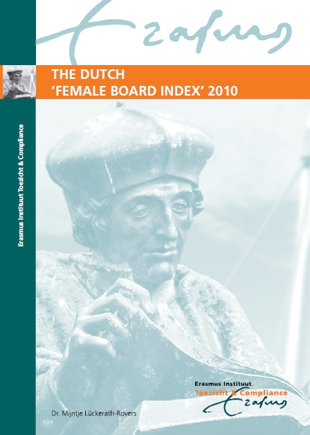 Plaatje bij The Dutch Female Board Index 2010