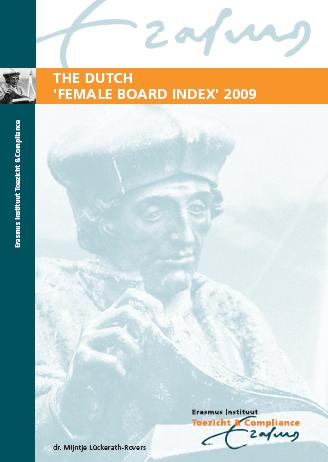 Plaatje bij The Dutch Female Board Index 2009